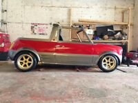 Pimlico Domino Cabrio (Kit Car, Mini, convertible)