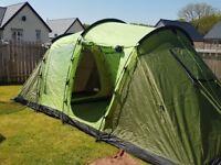 Urban escape Akaski 4 man tent plus.
