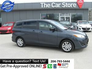 2012 Mazda MAZDA5 GS BLUETOOTH, USB, 1 OWNER