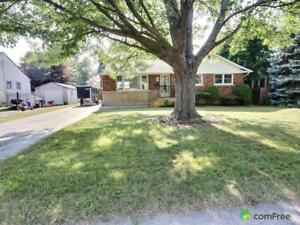 $469,000 - Raised Bungalow for sale in Welland