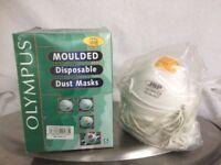 Moulded Disposable Dust Masks