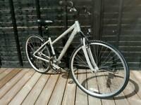 Carrera Hybrid Bike