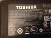 Toshiba laptop charger PA-1650-1ACA