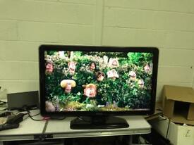 """Philips 43"""" lcd hd Freeview tv for sale"""