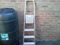 aluminium 4 step ladder