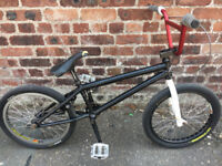 Mutiny Morgan 'Captain' Wade Custom BMX Bike (Collectable Mid School BMX)