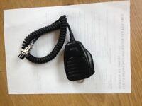 High Quality HM-118N Handheld Mic Fr Icom Mobile CB Marine Radio 8-Pin