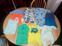 3 to 6 month baby clothes bundle