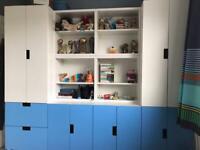 IKEA Wardrobe and Shelving