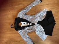 Tap dance costume