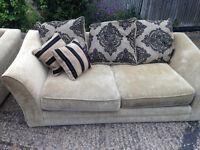 Furniture Villiage Large 3 2 seater sofas