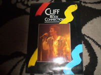 CLIFF RICHARD ROCK CONNECTION PROGRAMME & INSERT