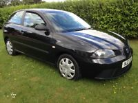 2006 seat Ibiza 1.4 diesel good condition (ford.volkswagon.vauxhall.renault)