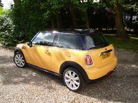 2007 Mini Cooper , Chili Pack , Mellow Yellow , Full Mot