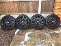 Volkswagen Golf GTD/GTI alloy wheels