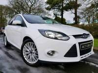 May 2013 Ford Focus 1.6 Tdci Zetec! Appearance Pack! Sat-Nav! Converse! Stunning Car! FSH! FINANCE!