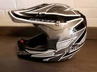 Motocross motor bike helmet xxl