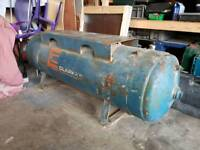 Steel compressor tank for sale (reduced price to sell)