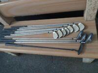 set of regal golf clubs