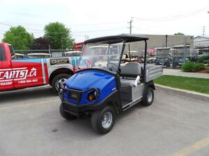 2016 club car Carryall  300 48VOLT  ELECTRIC