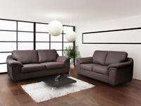 Amy Sofa Set 3-2 Corner Italian Leather Design
