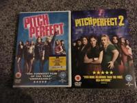 Pitch Perfect 1&2 Brand New and sealed