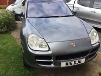 Stunning Porsche Cayenne S 4.5 V8 Auto Would consider a sensible cash offer as new car now arrived