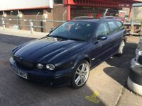 JAGUAR X TYPE SPORT, 2.0 DIESEL, 2006, PX/SWAP BIKE OR SMALLER CAR