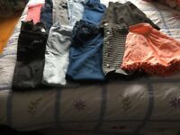 Large bundle girls clothes 11-12 years 45 items in total