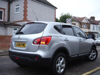 /// NISSAN QASHQAI ACENTA 2.0 2008 PLATE 6 SPEED /// LOW MILEAGE /// CHEAPPP /