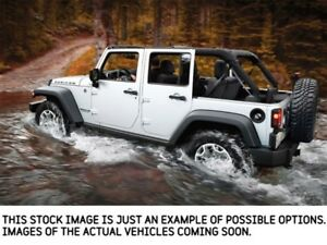 2017 Jeep WRANGLER UNLIMITED New Car Willys Wheeler|4x4|Manual|L