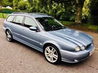 Jaguar X Type 3.0 V6 Sport AWD Estate - audi avant bmw 3 series touring vw mercedes ford saab volvo
