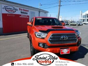 2016 Toyota Tacoma TRD Sport Upgrade, Moonroof, BSM, Heated Seat