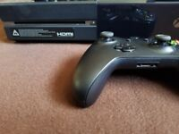 Xbox One 500GB Plus games and Kinect