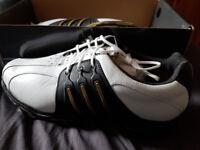 Adidas Tour 360 WD Golf Shoes (Brand New & Unworn)