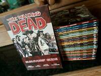 Walking Dead Graphic Horror Comics