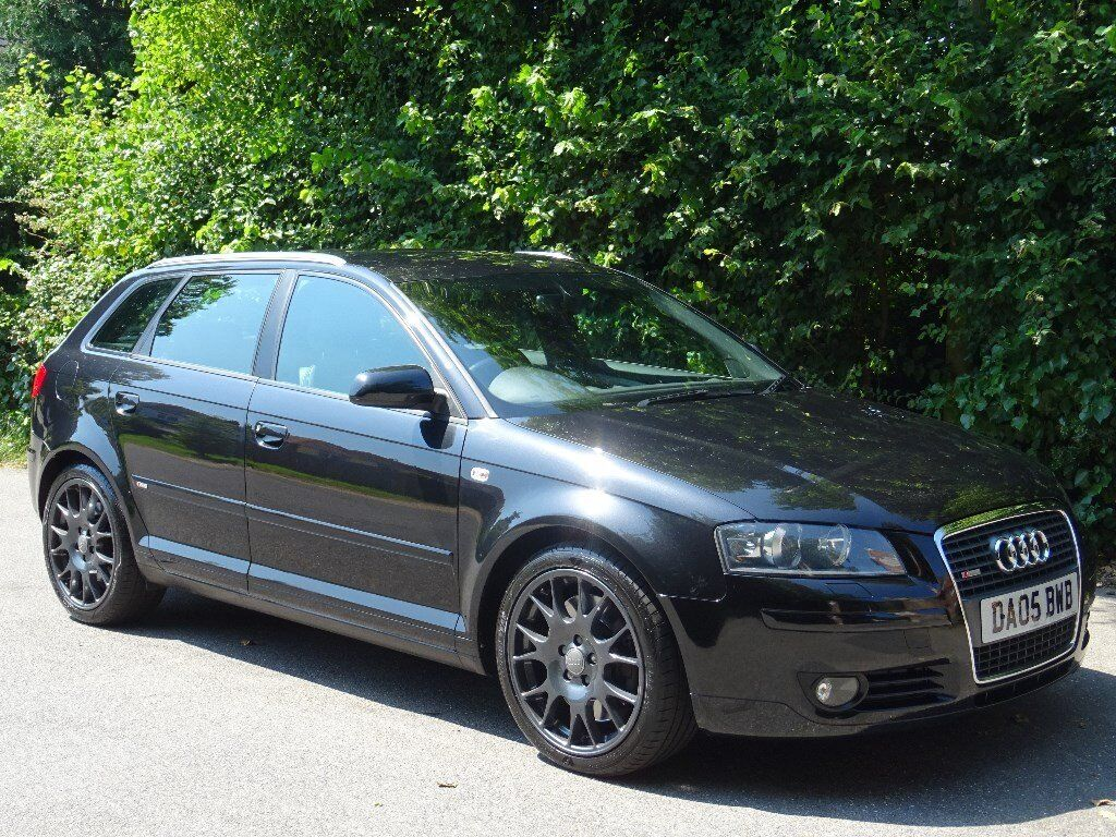 2005 05 audi a3 3 2 s line sportback dsg quattro 5dr 64 000 miles bose full heated. Black Bedroom Furniture Sets. Home Design Ideas
