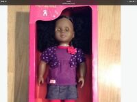 Black generation doll