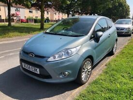 58 PLATE NEW SHAPE FIESTA 1.4 TITANIUM,CHEAPEST AROUND AT ONLY £1295