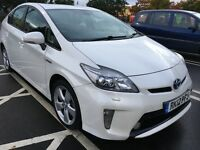 Toyota Prius Tspirit 2012, PCO ready, For rent / hire, £140 a week.