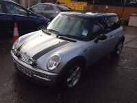 Mini Cooper- 53 Plate- Automatic- Leather- Full Service History