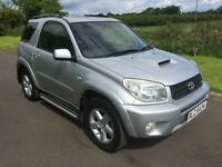 2006 Toyota Rav-4 XT-R 2.0D-4D 4x4 FSH Mot'd March'18 6mth warranty