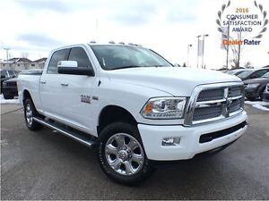 2015 Ram 2500 *LONGHORN LIMITED*REAR AIR SUSPENSION*ANTI SPIN RE