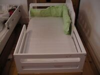 Small Childs Kids Childrens Bed