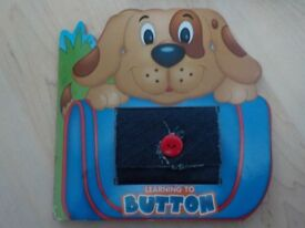 Learning to Button Book - Collect PE27