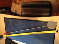 telescopic mirror large ,very long i have all types (sizes) thou