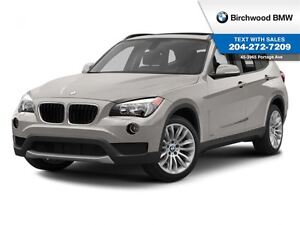 2014 BMW X1 xDrive28i Local One Owner! No Accidents!
