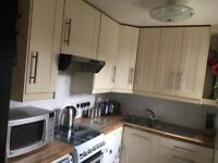 Used fitted kitchen units