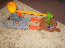 Thomas And Friends Take Along Dragon Drop Playset