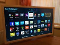 32in SAMSUNG SMART LED TV - FREEVIEW HD - WIFI -WARRANTY